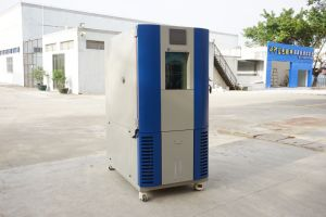 Programmable Constant Temperature Humidity Test Chamber with LCD Touch Screen pictures & photos