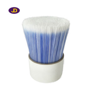 High Quality Round Hollow Pet Paint Brush Filament Factory pictures & photos