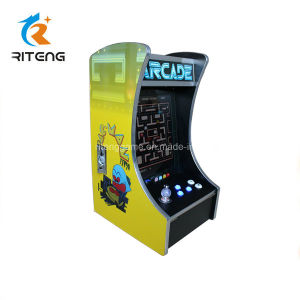 "Retro 17"" Bartop Arcade Game Machines with 60 Games pictures & photos"