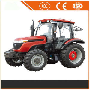 CE Approved China Cheap Price 80HP 2WD Farm Tractor pictures & photos