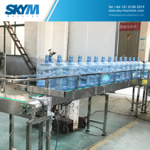 Automatic 5gallon Barrel Water Bottling Machine pictures & photos