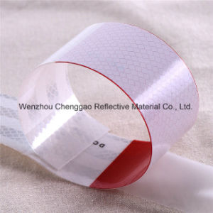 Free Samples Self Adhesive Film Reflexite Tape for Trucks (C5700-B(D)) pictures & photos