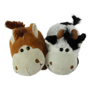Cute Logo Branded Promotional Cow Plush Stuffed Toy pictures & photos
