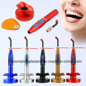 Rainbow Dental Cordless LED Curing Light pictures & photos