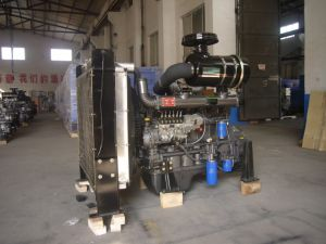 Poland Market Used R6105zd Industrial Diesel Engine/Motor with Ce and ISO Certification pictures & photos