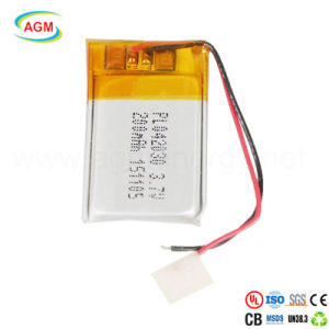 Wholesale OEM Pl042030 3.7V 200mAh Lipo Lithium Ion Battery pictures & photos