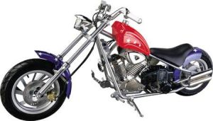 Mini Chopper (DY-G80 American Flag)