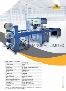 Book Cover Full Auto High Frequency Welding Machine