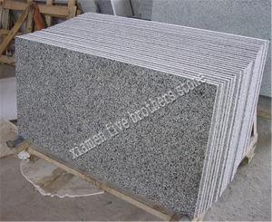 Chinese White Granite G640 Tile for Flooring Walling