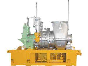 Single Casing Steam Turbine