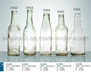 Glass Bottle / Beverage Bottle / Soda Bottle pictures & photos