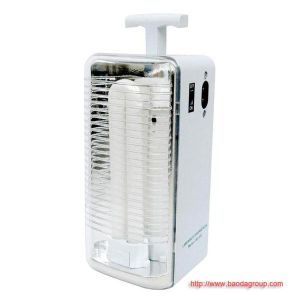 Rechargeable Wall Mounted Emergency Lamp 1X9W (BDL-003)