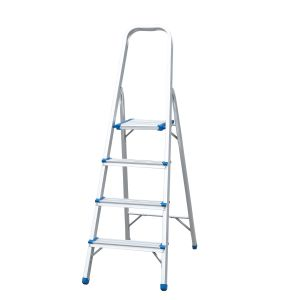Household Aluminum Ladder(4 Steps) pictures & photos