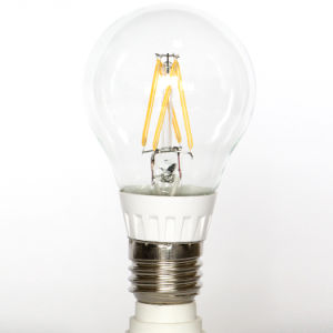 360 Degree High Efficiency A60 A19 Filament LED Bulb pictures & photos