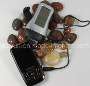 Solar&Dynamo LED Flash Light (FY2011)
