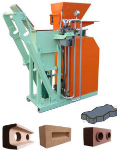 Clay Interlocking Block Machine (SY1-25) pictures & photos