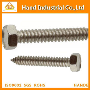 A4; A4-80 Hex Head Tapping Screw pictures & photos