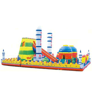 Inflatable Lovely Bouncer Bouncy Castle for Kids Inflatable Toys (JS4055) pictures & photos