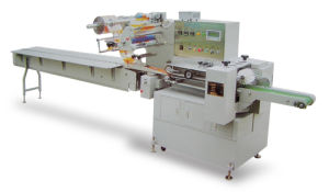 Computer Control Fast Pillow Packaging Machine (SX-590)