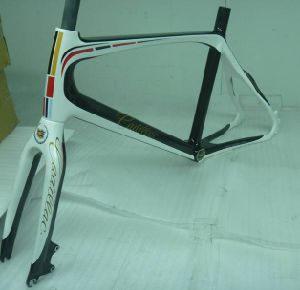 Carbon Fibre Moutain Bike Frame Part pictures & photos