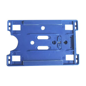 Factory Price Blue Plastic ID Badge Holder pictures & photos