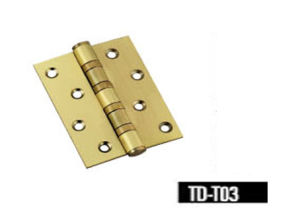Stainless Steel Ball Bearing Hinge Td-T03 pictures & photos