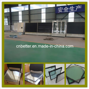 Automatic Insulating Glass /Full-Auto Double Glass Making Machine / Insulating Glass Production Line pictures & photos