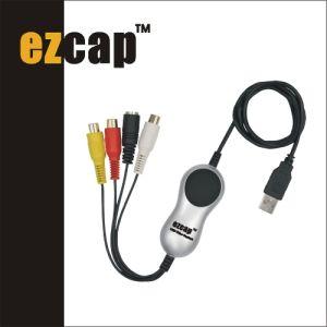 Ezcap USB Video Capture Adapter Vhs to DVD Converter Game Capture Recorder Card