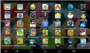 Kids PC Tablet PC Android 5.1 Lollipop Tablet PC pictures & photos