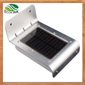 16 LED Solar Power Motion Sense Lamp pictures & photos