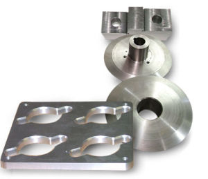 Customized CNC Milling & Turning Machining Parts with Aluminum Parts pictures & photos