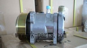 Auto AC Air Compressor for Universal (SD 507) pictures & photos
