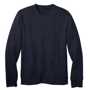 Men Cotton/Polyester Sweater Shirt