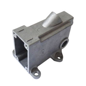 Auto Machining Aluminum Shell Parts for Truck 1656