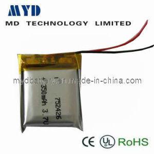 Lithium Polymer Battery 062035, 3.7V 400mAh