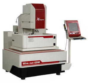 CNC Wire Cut EDM (wire cut machine) Kd630gl pictures & photos