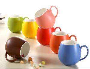 Colorful Ceramic Advertising Mugs