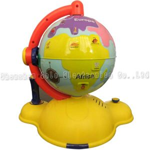 Educational Toy Promotion Gifts Interactive Games Globe for Children Learning