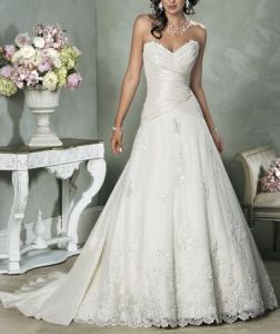 Wedding Dress (QW010)