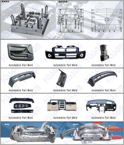 Auto Parts Plastic Injection Mould pictures & photos