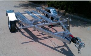 Motorcycle Trailer (TR0607B, European style, with brake) pictures & photos