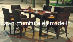 PE Rattan Furniture (CEN-10009)