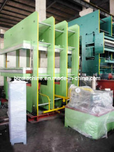 Hot Platen Vulcanizing Press Machine