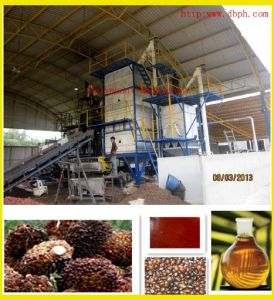 Complete Palm Oil Processing Machine pictures & photos