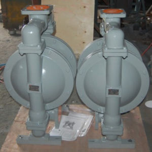 Air Operated Diaphragm Pump/Pneumatic Diaphragm Pump Qbk pictures & photos