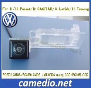 Special Rear View Backup Camera for 11/13 Passat/12 Sagitar/13 Lavida/11 Touareg pictures & photos