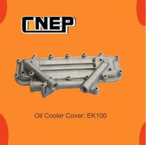 Hino EK100 Oil Cooler Cover