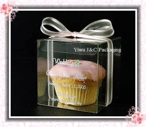 9x9 Clear PVC Cupcake Boxes (JCP-268)