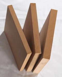 15mm Plain MDF for Furniture pictures & photos