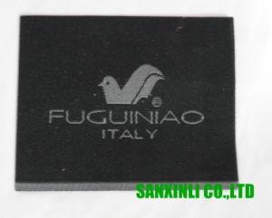 Apparel Fashionable Accessory Colothes Labels Fiber Cotton Woven Trademark Badge